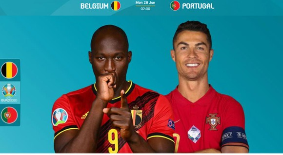 Bỉ - Bồ Đào Nha: Mục tiêu đánh bại nhà vô địch