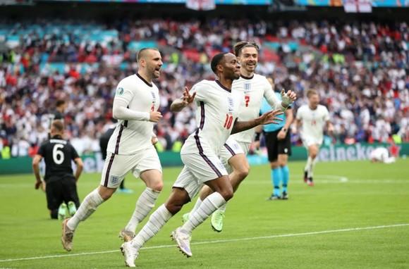 Anh – Đức 2-0: Sư tử gầm vang ở Wembley, Sterling và Kane nhấn chìm tuyển Đức ảnh 5