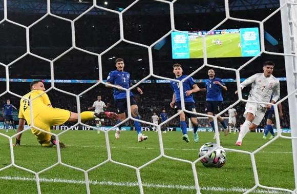 Italia – Tây Ban Nha 1-1 (4-2 luân lưu) Morata từ người hùng thành tội đồ, chân sáo Jorginho đưa Azzurri vào chung kết ảnh 4