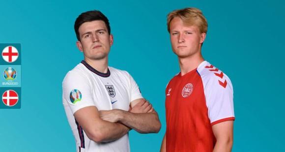 Bán kết Anh – Đan Mạch: Chờ xem Harry Kane bùng nổ ở Wembley ảnh 1