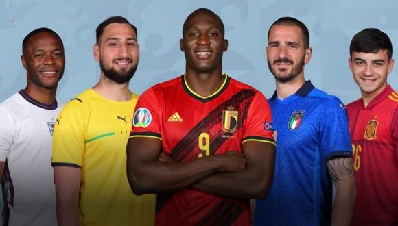 Đội hình tiêu biểu EURO 2020: Ronaldo ra rìa; Donnarumma, Bonucci giúp Italy có đến 5 đại diện ảnh 1