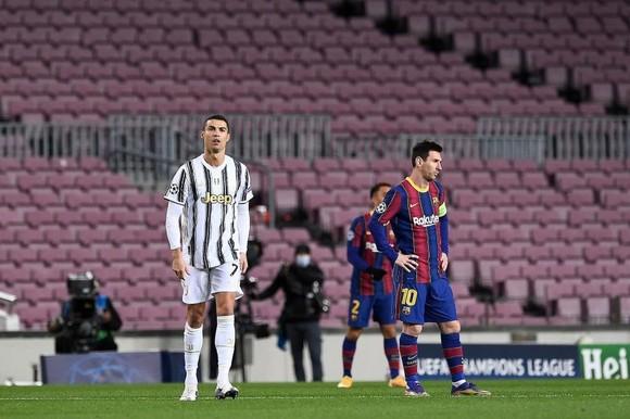 Juventus học theo Barca để triển hạn hợp đồng với Ronaldo ảnh 1