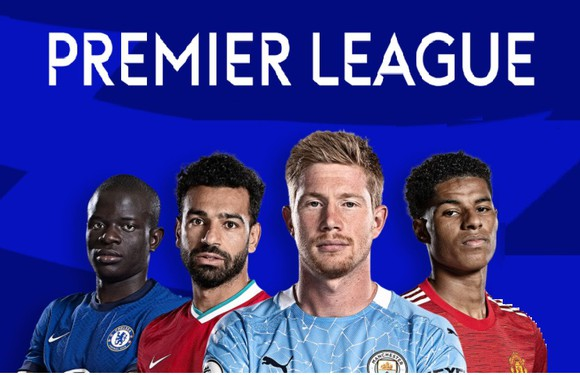 Premier League 2020-2021: Man City, Man United, Liverpool và Chelsea hình thành cuộc đua tứ mã
