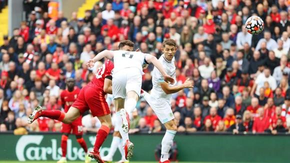 Liverpool - Burnley 2-0: Diogo Jota và Sadio Mane ghi dấu ấn ảnh 1