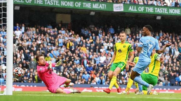 Manchester City – Norwich 5-0: Grealish mở tài khoản, Gabriel Jesus tỏa sáng với 2 kiến tạo ảnh 4