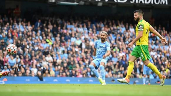 Manchester City – Norwich 5-0: Grealish mở tài khoản, Gabriel Jesus tỏa sáng với 2 kiến tạo ảnh 5