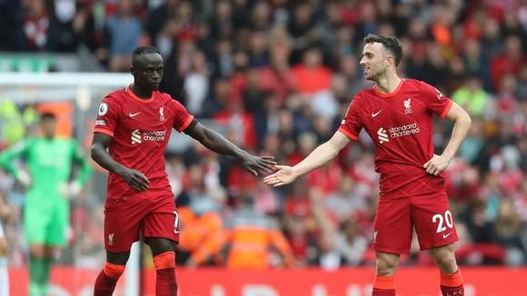 Liverpool - Burnley 2-0: Diogo Jota và Sadio Mane ghi dấu ấn ảnh 3