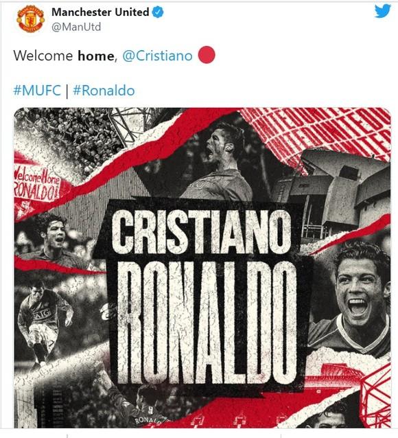 Man.United chớp thời cơ đưa Ronaldo về Old Trafford sau khi Man.City bất ngờ từ bỏ đàm phán ảnh 1