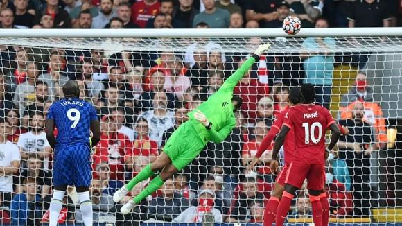 Liverpool – Chelsea 1-1, Kai Havertz mở điểm, Salah gỡ hòa trước 10 cầu thủ The Blues ảnh 1