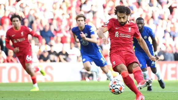 Liverpool – Chelsea 1-1, Kai Havertz mở điểm, Salah gỡ hòa trước 10 cầu thủ The Blues ảnh 3