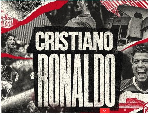Bài đăng của Man.United về Ronaldo phá kỷ lục Instagram