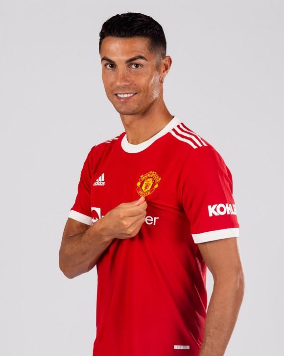 Ronaldo 'thật hạnh phúc khi được trở về nhà' - Cuộc phỏng vấn đầu tiên với Man Utd ảnh 2