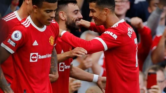 Ronaldo ca ngợi đêm 'kỳ diệu' ở Old Trafford  ảnh 2