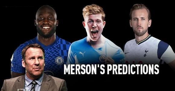 Chuyên gia dự đoán Paul Merson