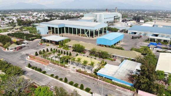 Nhà máy sản xuất đường Công ty Vietsugar