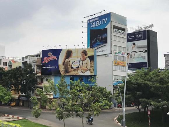 Việc bãi bỏ quy định khống chế tỷ lệ diện tích quảng cáo được cho là tạo điều kiện cho doanh nghiệp nhỏ