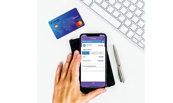 Mô hình NH số Timo đã được VPBank cho ứng dụng rộng rãi với những sản phẩm và dịch vụ cũng như chính sách bán hàng độc lập.