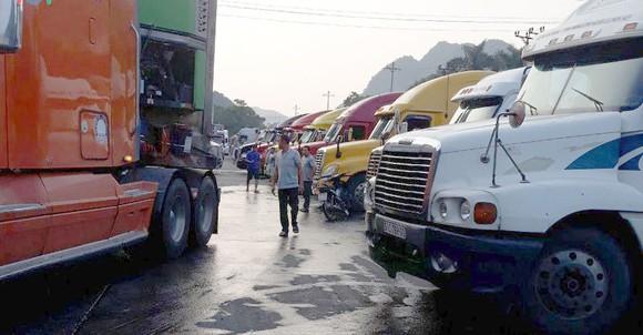 Nông sản chính vụ và thời điểm cuối năm thương gặp nhiều khó khăn khi  xuất khẩu sang Trung Quốc.