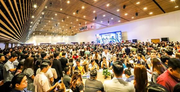 Những sự kiện mở bán, giới thiệu sản phẩm có tập trung đông người như thế này sẽ bị hoãn, hủy.