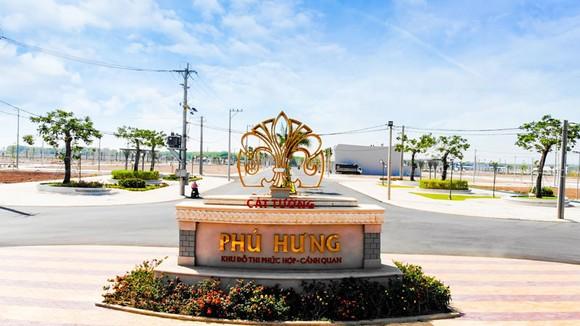 KĐT Phú Hưng.