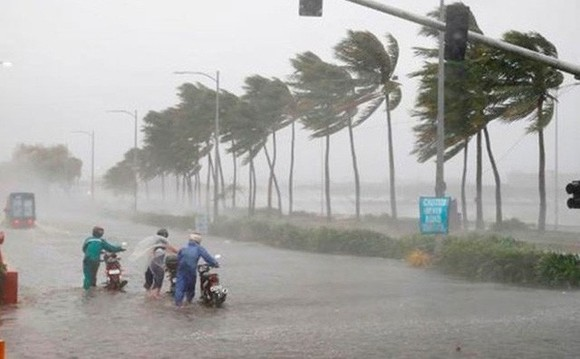 Miền Trung, miền Nam dự báo có 5-6 cơn bão