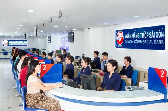 SCB – Dấu ấn thu nhập từ hoạt động dịch vụ