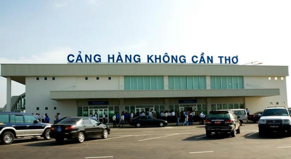 Chưa cần thiết nâng cấp mở rộng sân bay Cần Thơ