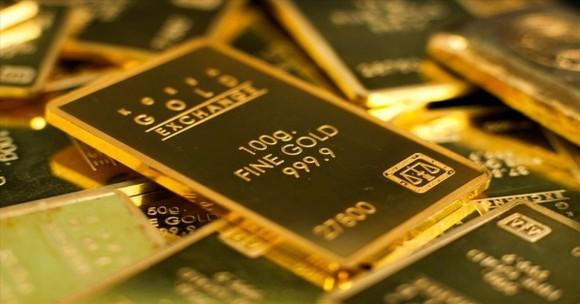 Giá vàng trong nước giảm nhẹ trong phiên giao dịch cuối tuần (Ảnh minh họa: KT)