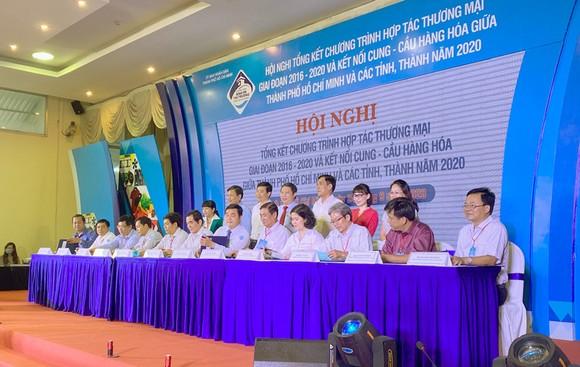 Sở Công Thương TPHCM và các tỉnh thành đã ký kết chương trình hợp tác thương mại giữa TPHCM và 20 tỉnh/thành Đông – Tây Nam bộ giai đoạn 2020 -2025