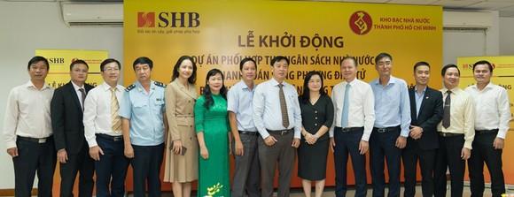 SHB phối hợp Kho bạc Nhà nước TPHCM thu ngân sách nhà nước