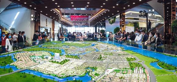 Khu đô thị sinh thái được quy hoạch bài bản và hoàn chỉnh tại các đô thị vệ tinh như Aqua City luôn là đích ngắm của giới đầu tư và an cư.