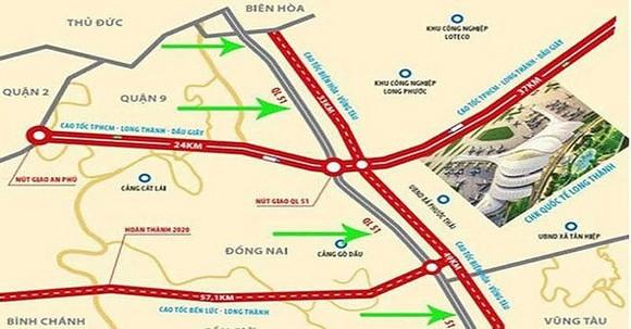 Vốn nhà nước cao tốc Biên Hòa-Vũng Tàu 6.770 tỷ đồng