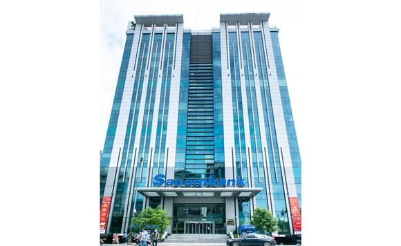 Sacombank vượt 30% kế hoạch lợi nhuận trước thuế