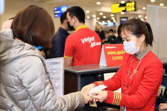 Vietjet miễn phí 20kg hành lý ký gửi các chặng bay nội địa