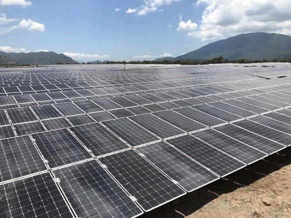 Dự án điện mặt trời bị đánh giá quá tải tại khu vực nam Trung bộ trong thời gian qua