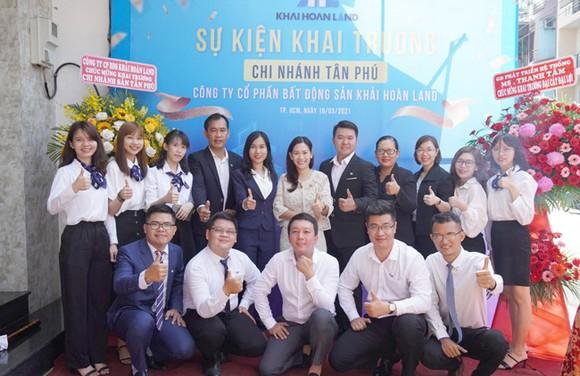 Khải Hoàn Land khai trương thêm chi nhánh Tân Phú  