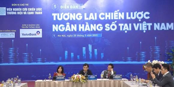 Hoàn thiện chiến lược phát triển ngân hàng số tại Việt Nam