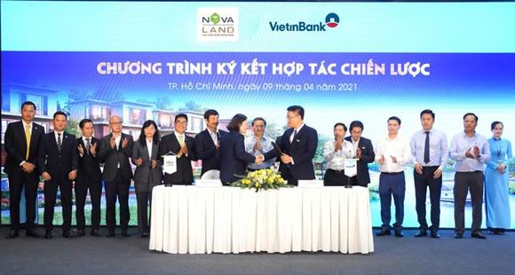 Sự kiện ký kết hợp tác chiến lược giữa Novaland và VietinBank góp phần hiện thực hóa và nâng tầm mối quan hệ hợp tác song phương.