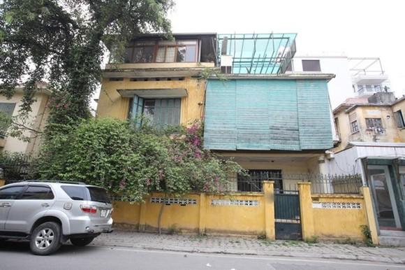 Hà Nội: Rà soát biệt thự, công trình kiến trúc xây dựng trước năm 1954