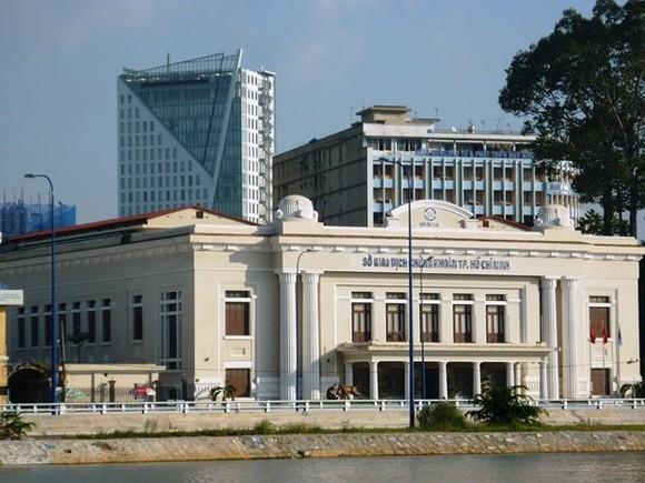 Sở Giao dịch Chứng khoán Thành phố Hồ Chí Minh. (Ảnh: Wikipedia)
