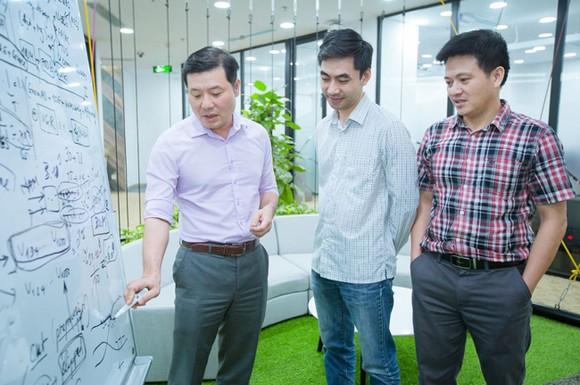 Các học viên sẽ được làm việc cùng các chuyên gia đầu ngành, đẳng cấp quốc tế tại Vingroup