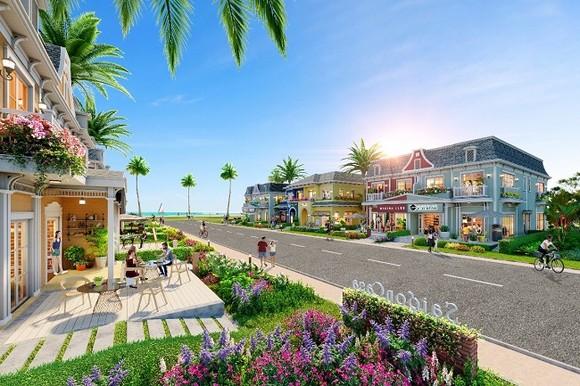 Shop villa Wonderland – phiên bản nâng cấp hoàn hảo của nhà phố thương mại