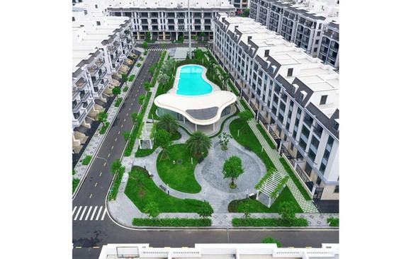 Van Phuc City nhận giải thưởng Dự án đáng sống 2021