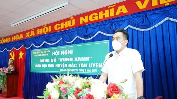 Bình Dương: Thêm huyện Bắc Tân Uyên công bố vùng xanh   ảnh 1