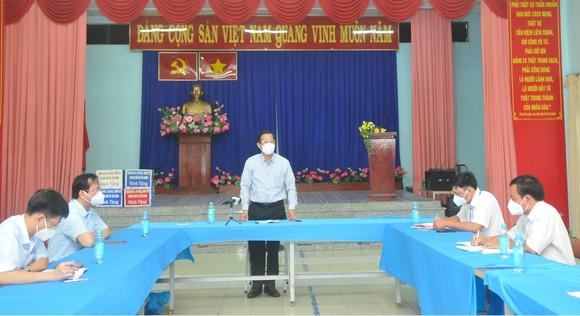 Phó Bí thư Thường trực Thành ủy TPHCM Phan Văn Mãi: Xây dựng cộng đồng an toàn và không Covid-19 ảnh 1