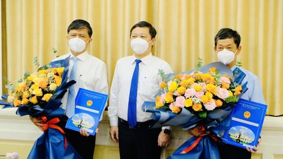 Ông Nguyễn Văn Hiếu giữ chức Giám đốc Sở GĐ-ĐT TPHCM ảnh 5