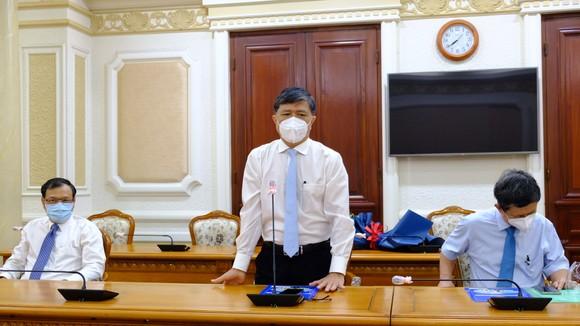 Ông Nguyễn Văn Hiếu giữ chức Giám đốc Sở GĐ-ĐT TPHCM ảnh 3