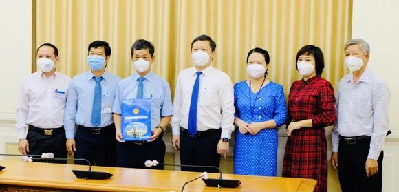 Ông Nguyễn Văn Hiếu giữ chức Giám đốc Sở GĐ-ĐT TPHCM ảnh 2