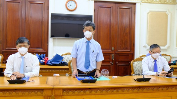 Ông Nguyễn Văn Hiếu giữ chức Giám đốc Sở GĐ-ĐT TPHCM ảnh 4