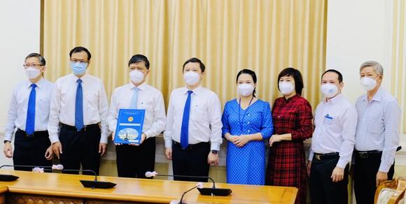 Ông Nguyễn Văn Hiếu giữ chức Giám đốc Sở GĐ-ĐT TPHCM ảnh 1